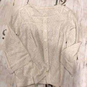 Sweaters - Boho cardigan or dress, it's vintage